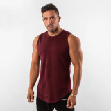 SPEEDGYM Men's Sports Fitness Sleeveless Tank Tops BX-N001