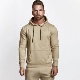 SPEEDGYM Men's Sports Fitness Hoodies Outdoor Jackets WY-N001