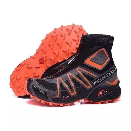 2021 New waterproof off-road boots for men