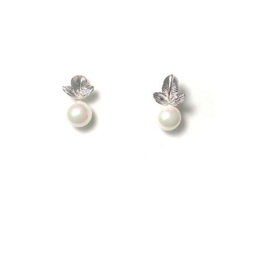 Mother of Pearl Radish Stud Earrings 2006016