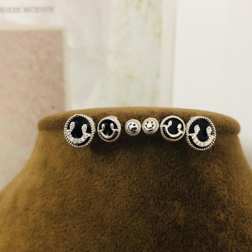 BlackSmile Earrings Set 2006031