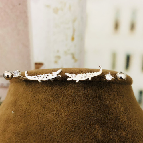 Crocodile Earrings Set ES2012003