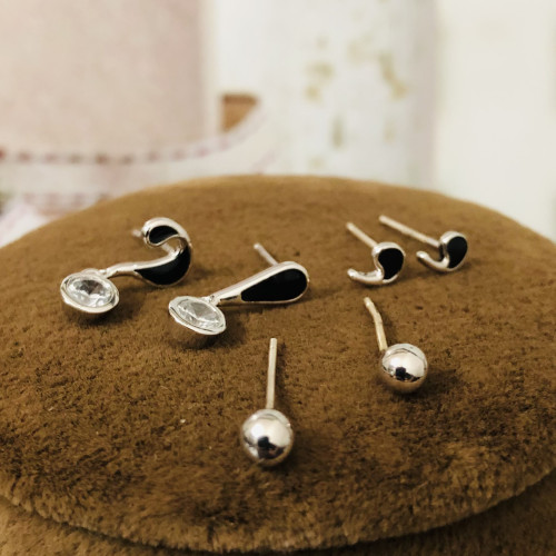 Punctuation Earrings Set ES2012008