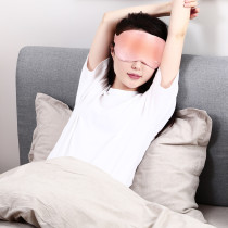 GRAPHENE SILK HEATED EYE MASK