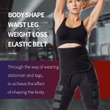 BODY SHAPE WAISTLEG WEIGHT LOSS ELASTIC BELT