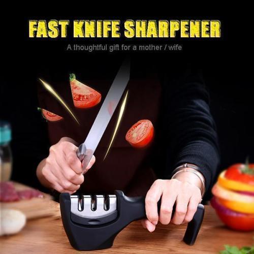 Fast Knife Sharpener