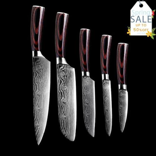 Japanese Chef Knife Set ( in stock )