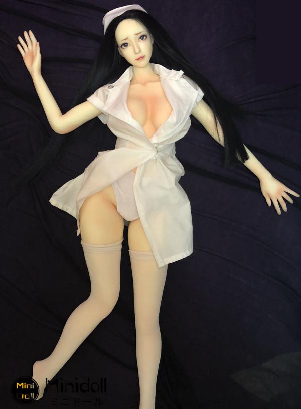 Mini Doll ミニドール 高級シリコン製 セックス可能 N3ヘッド 72cm 軽量化 3.5㎏ 収納が便利(隠しやすい) 使いやすい 普段は鑑賞用 小さいラブドール 女性素体 フィギュア cosplay