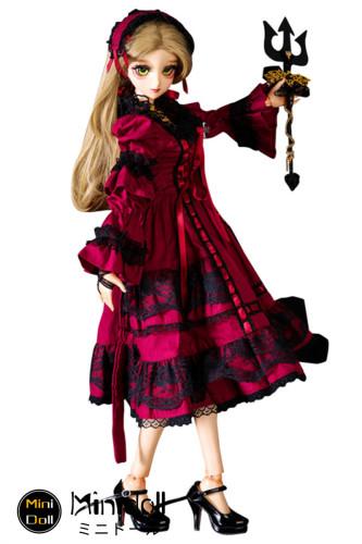 Mini Doll ミニドール セックス可能 58cm普通乳 BJD M5ヘッド 53cm-75cm身長選択可能