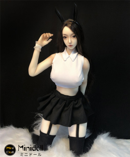 Mini Doll ミニドール 高級シリコン製 セックス可能 N8ヘッド 72cm 軽量化 3.5㎏ 収納が便利(隠しやすい) 使いやすい 普段は鑑賞用 小さいラブドール 女性素体 フィギュア cosplay
