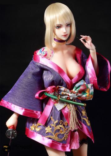Mini Doll ミニドール 高級シリコン製 セックス可能 N0ヘッド 72cm 軽量化 3.5㎏ 収納が便利(隠しやすい) 使いやすい 普段は鑑賞用 小さいラブドール 女性素体 フィギュア cosplay