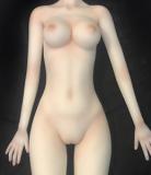 Mini Doll ミニドール 高級シリコン製 セックス可能 N5ヘッド 72cm 軽量化 3.5㎏ 収納が便利(隠しやすい) 使いやすい 普段は鑑賞用 小さいラブドール 女性素体 フィギュア cosplay