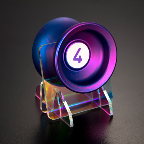 TURRET - New concept yoyo holder