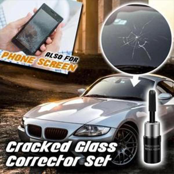 BUY 1 GET 2  Automotive glass nano repair fluid