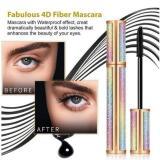 4D Vivid Galaxy Waterproof Silk Fiber Thick Lengthening Mascara