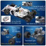 729PCS City Remote Control Car Building Blocks