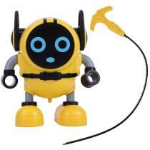 Gyro Robot DIY Inertia Puzzle Robot Toy