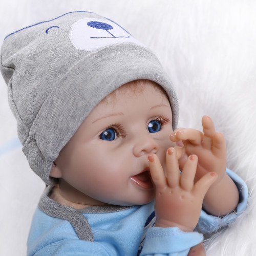 Realistic 20''Reborn Baby Doll James