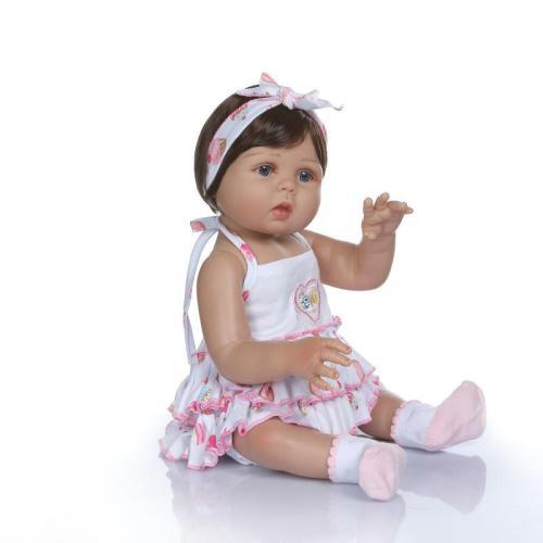 Realistic 20''Reborn Baby Doll Emma