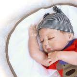 Realistic 20''Reborn Baby Doll Logan