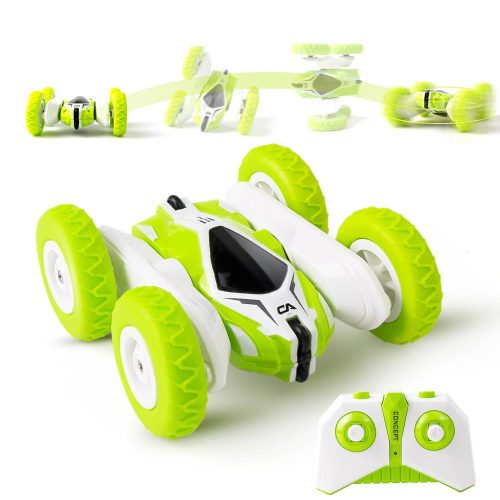RC Car 2.4G 4CH Stunt Drift Deformation Buggy Car Rock Crawler Roll Car 360 Degree Flip Kids Robot RC Cars Toys