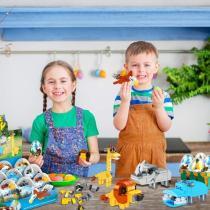 Building Blocks Surprise Easter Eggs