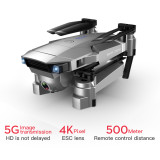 Foldable X50 Zoom Wide Anti-Shake 5G Wifi Dron Gesture Photo Professional Drones 4K