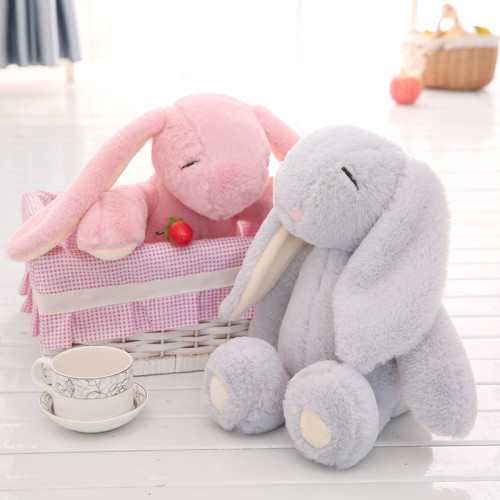 48cm Baby Sleep Toy Soft Baby Comforter Long Eared Rabbit Plush Toy