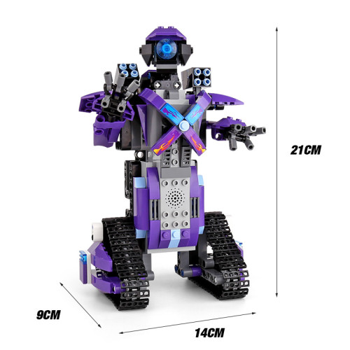 Mould King STEM Block Programming Robot Model Building Blocks Bricks Kids Educational Toys
