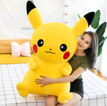 New Arrives ! Pikachu high elasticity plush toy