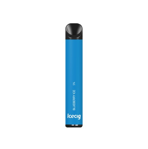 Blueberry Ice Frost Icecig Disposable Vape 1500 puffs
