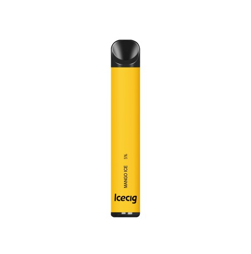 Mango Ice Frost Icecig Disposable Vape 1500 puffs