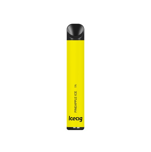 Pineapple Ice Frost Icecig Disposable Vape 1000 puffs