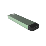 Icecig D03 Oxidation color edition singles 600fuffs Green