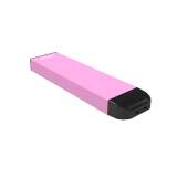 Icecig D03 paint color edition singles 600fuffs Pink