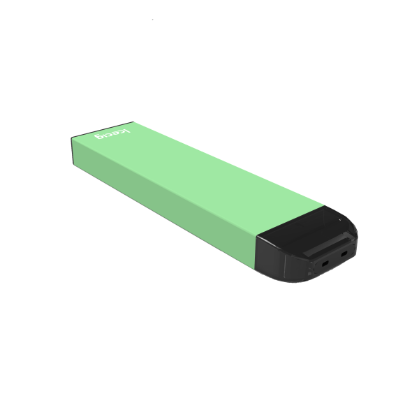 Icecig D03 paint color edition singles 600fuffs Green
