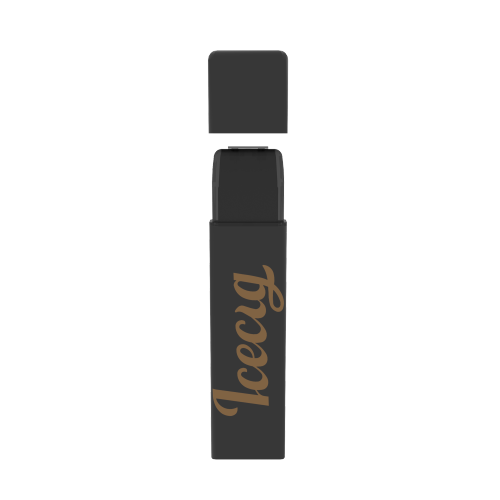 Icecig D09 paint color edition singles 400fuffs Coffee logo