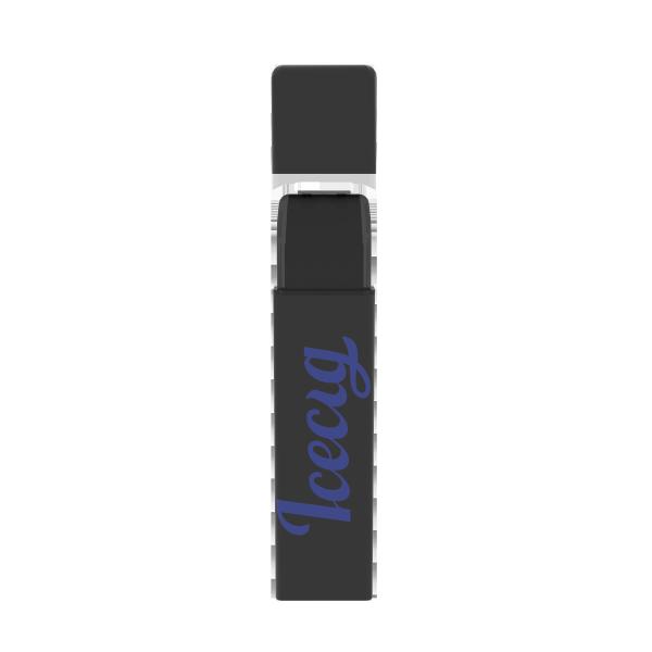 Icecig D09 paint color edition singles 400fuffs Blue logo