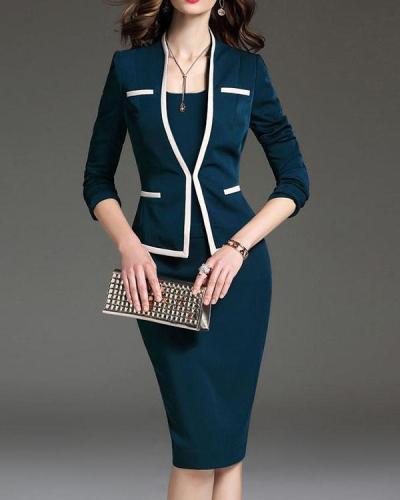 Women Suits Bodycon Dress