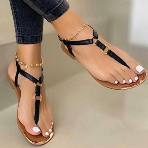 Women Casual Buckle Strap Sandal