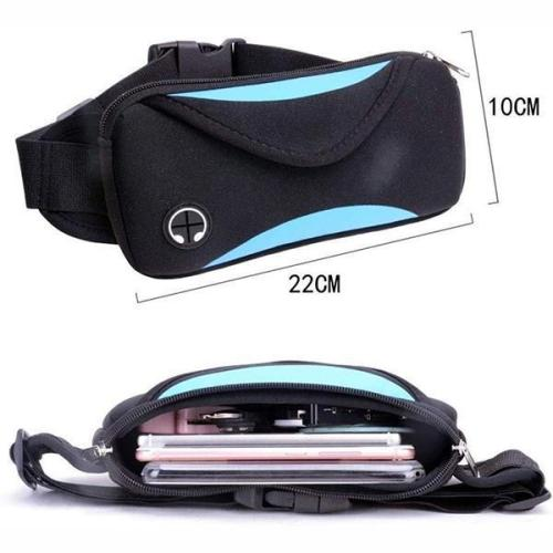 Sports Pockets Running Waist Bag Accessories