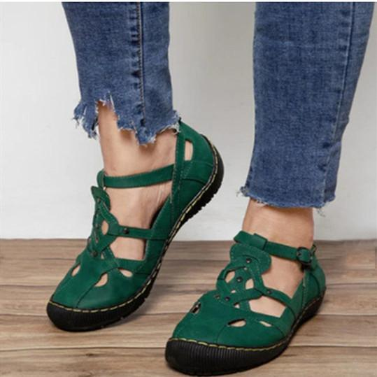Womens comfortable flat Loafers