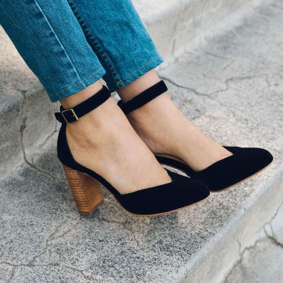 Women Sexy Chunky Heel Sandals