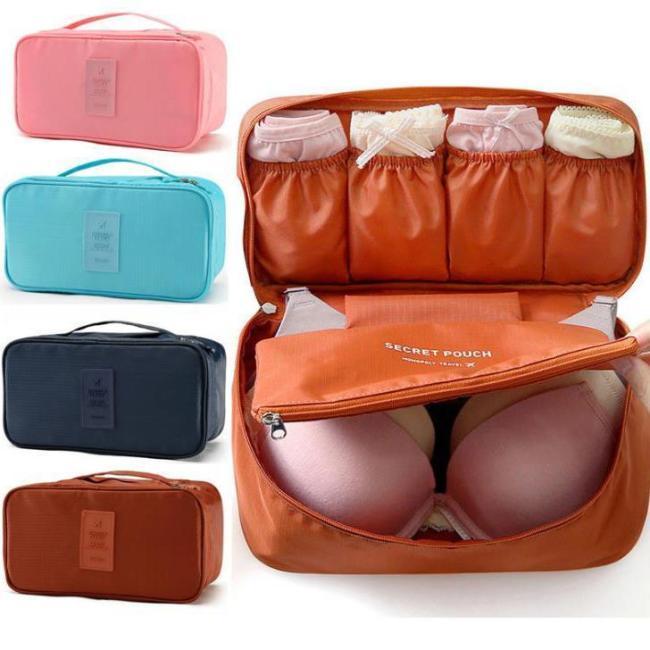Travel Bra Bag Portable Sorting Storage Bag
