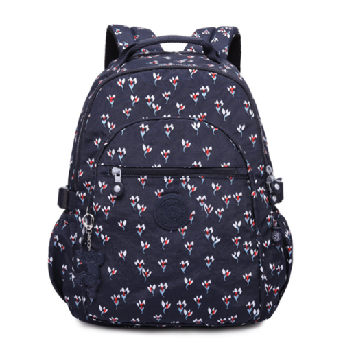Nylon  Backpack Outdoor Travel Student Bag
