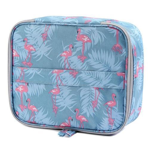Travel Portable Makeup Storage Large Capacity Cosmetic Bag