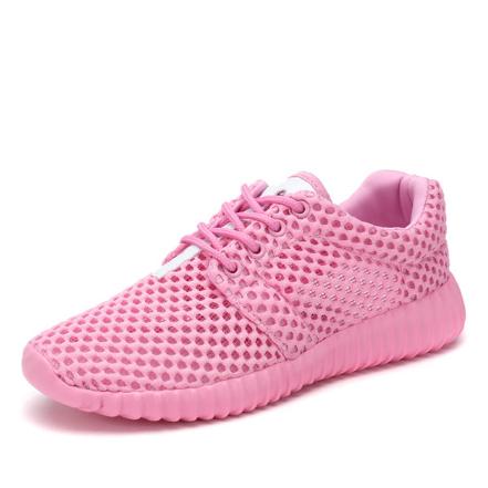 2020 New Mesh Women Casual Flat Sneakers