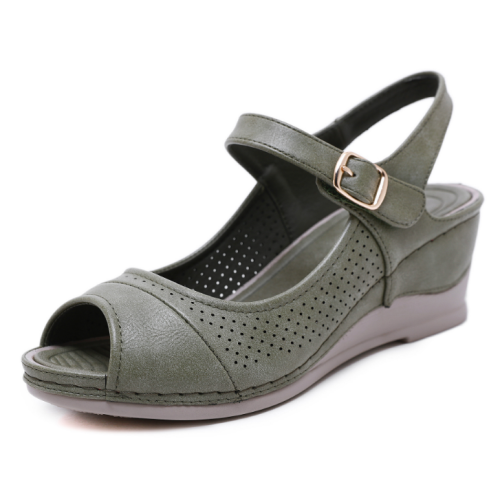 2020 New Woman Anti-slip Wedge Sandals