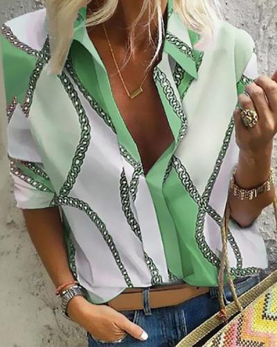 Women's Daily Shirt Casual Tops