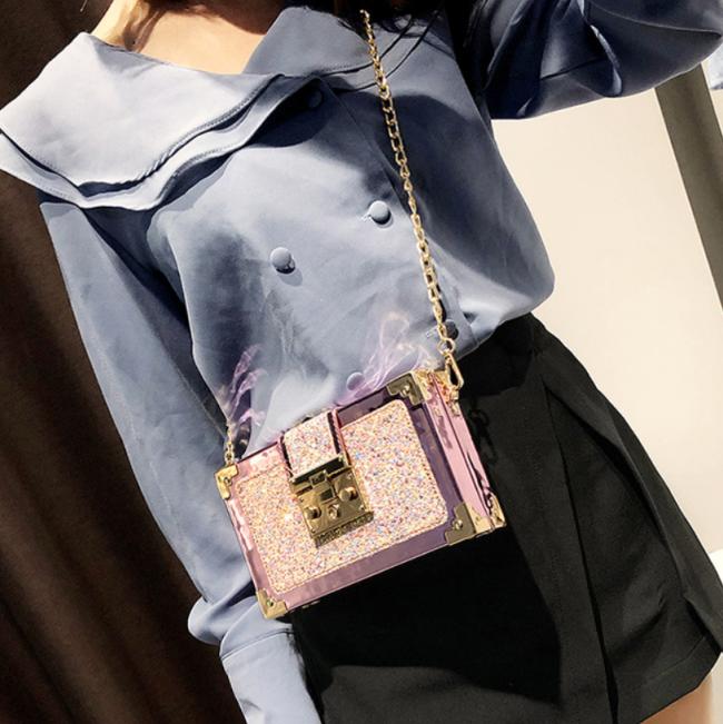 2020 Fashion Cool Easily Matching Mini Shoulder Bag Clutche Bag